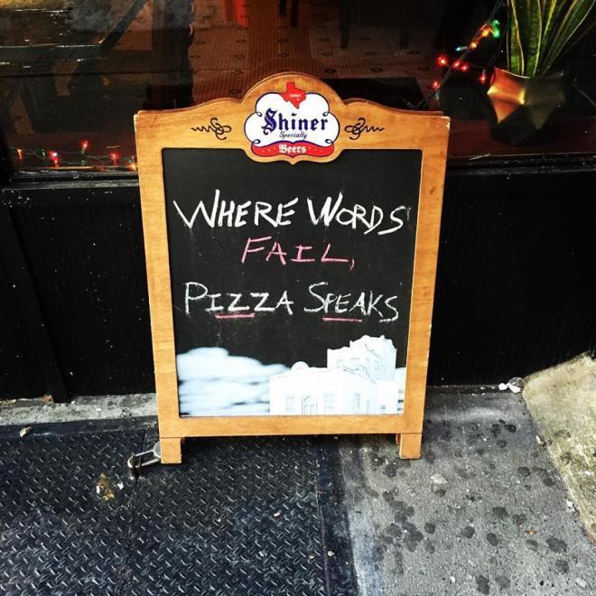PizzaSpeaks