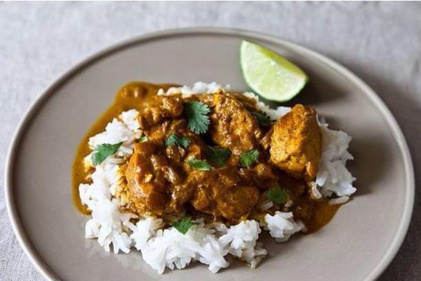 Cheap creamy curry